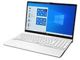 【キャッシュレス 5% 還元】 富士通 ノートパソコン FMV LIFEBOOK AH50/D3 FMVA50D3WP [画面サイズ:15.6インチ CPU:第8世代 インテル Core i7 8565U(Whiskey Lake)/1.8GHz/4コア CPUスコア:8735 ストレージ容量:SSD:256GB メモリ容量:4GB OS:Windows 10 Home 64bit]