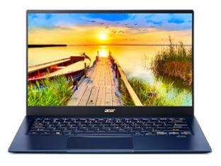 【キャッシュレス 5% 還元】 Acer ノートパソコン Swift 5 SF514-54T-F58Y/BF [画面サイズ:14インチ CPU:第10世代 インテル Core i5 1035G1(Ice Lake)/1GHz/4コア CPUスコア:8651 ストレージ容量:M.2 SSD:512GB メモリ容量:8GB OS:Windows 10 Home 64bit]