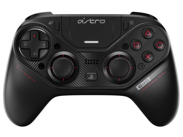 【キャッシュレス 5% 還元】 ロジクール ゲーム周辺機器 ASTRO C40 TR Controller C40TR [ブラック] [対応機種:PS4/Windows タイプ:ゲームパッド] 【】 【人気】 【売れ筋】【価格】