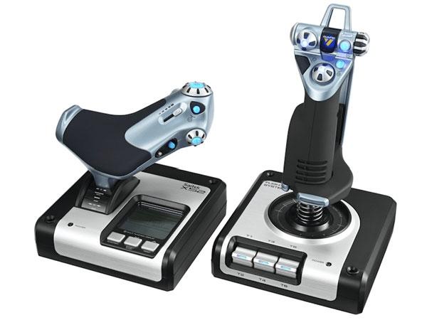 【キャッシュレス 5% 還元】 【ポイント5倍】ロジクール ゲーム周辺機器 X52 HOTAS G-X52 [対応機種:Windows タイプ:フライトコントローラ] 【】 【人気】 【売れ筋】【価格】