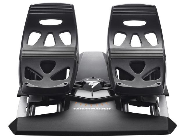 【キャッシュレス 5% 還元】 Thrustmaster ゲーム周辺機器 T.Flight Rudder Pedals 2960766 [対応機種:PS4/Xbox One/Windows タイプ:フライトコントローラ] 【】 【人気】 【売れ筋】【価格】