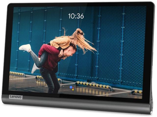 【キャッシュレス 5% 還元】 Lenovo タブレットPC(端末)・PDA Lenovo Yoga Smart Tab ZA3V0031JP [OS種類:Android 9.0 画面サイズ:10.1インチ CPU:Snapdragon 439/2GHz+1.45GHz ストレージ容量:32GB] 【】 【人気】 【売れ筋】【価格】