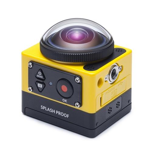 コダック ビデオカメラ PIXPRO SP360 [タイプ:アクションカメラ 画質:フルハイビジョン 撮影時間:160分 本体重量:103g 撮像素子:CMOS]  【人気】 【売れ筋】【価格】