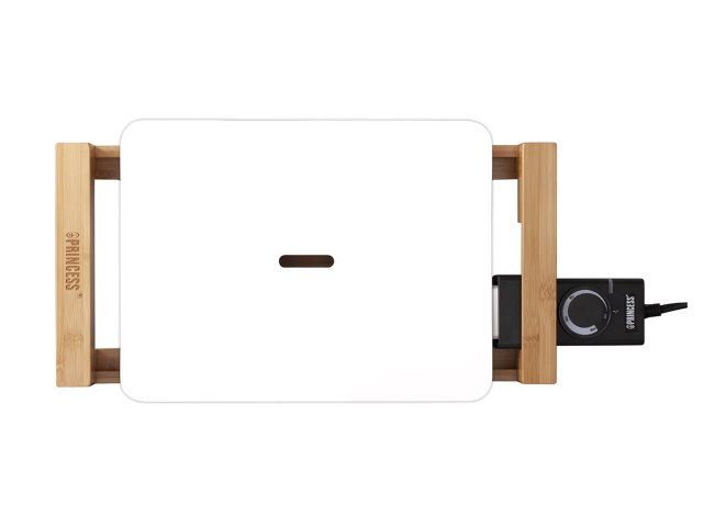 プリンセス ホットプレート Table Grill Mini Pure 103035 [タイプ:ホットプレート 形状:長方形 サイズ:450x75x220mm 重量:2.4kg] 【】 【人気】 【売れ筋】【価格】