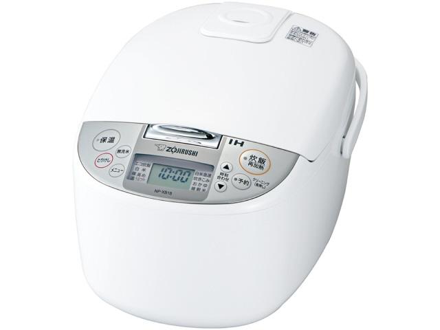 【キャッシュレス 5% 還元】 象印 炊飯器 極め炊き NP-XB18 【】 【人気】 【売れ筋】【価格】