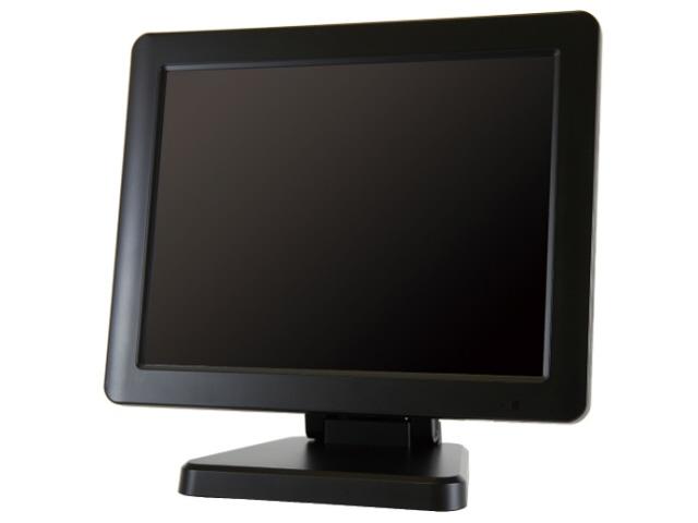 ポイント5倍 ADTECHNO 液晶モニタ 液晶ディスプレイ LCD97 9.7インチ ブラック モニタサイズ 9.7インチ モニタタイプ スクエア 解像度 規格 XGA 入力端子 HDMIx1 人気 売れ筋 価格