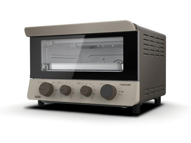 テスコム トースター TSF601 [タイプ:コンベクションオーブン 同時トースト数:4枚 消費電力:1200W] 【】 【人気】 【売れ筋】【価格】