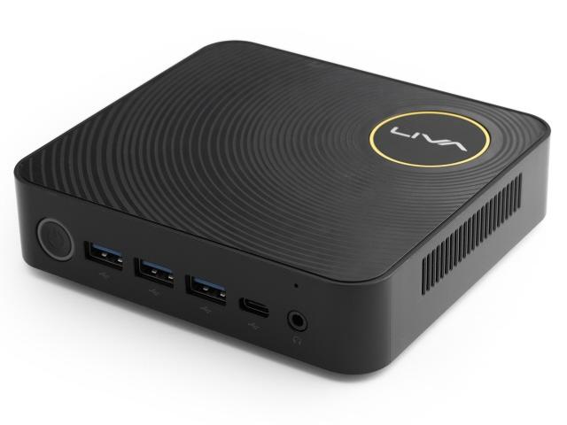 【キャッシュレス 5% 還元】 【ポイント5倍】ECS デスクトップパソコン LIVA Z LIVAZ-4/64-W10Pro(N3350) [CPU種類:インテル Celeron Dual-Core N3350(Apollo Lake) メモリ容量:4GB ストレージ容量:eMMC:64GB OS:Windows 10 Pro 64bit]