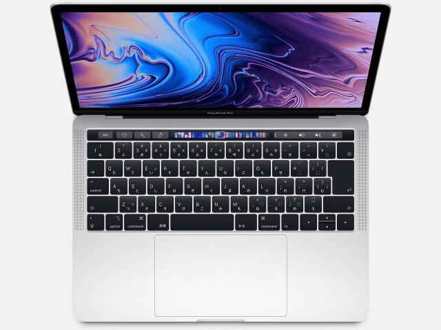 【キャッシュレス 5% 還元】 Apple Mac ノート MacBook Pro Retinaディスプレイ 2300/13.3 MR9V2J/A [シルバー] [液晶サイズ:13.3インチ CPU:第8世代 Core i5/2.3GHz/4コア ストレージ容量:SSD:512GB メモリ容量:8GB] 【】 【人気】 【売れ筋】【価格】