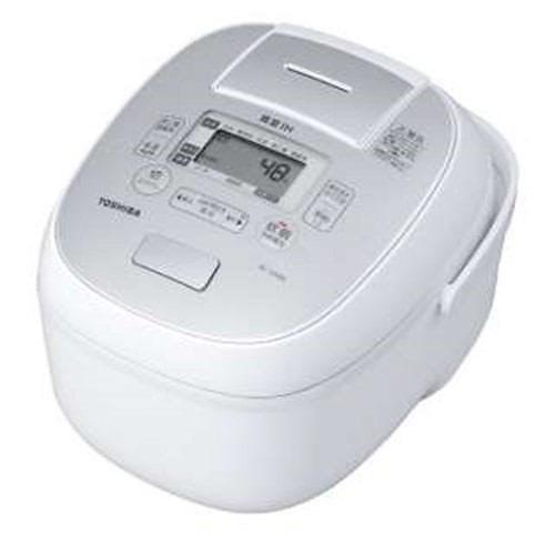【キャッシュレス 5% 還元】 東芝 炊飯器 真空IH RC-18VRN(W) [グランホワイト] 【】 【人気】 【売れ筋】【価格】