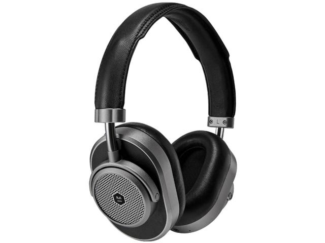 MASTER & DYNAMIC イヤホン・ヘッドホン MW65 [Gunmetal/Black Leather] [タイプ:オーバーヘッド 装着方式:両耳 駆動方式:ダイナミック型]  【人気】 【売れ筋】【価格】