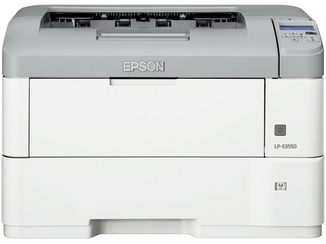 【キャッシュレス 5% 還元】 【ポイント5倍】【代引不可】EPSON プリンタ LP-S3550 [タイプ:モノクロレーザー 最大用紙サイズ:A3 解像度:1200x1200dpi]  【人気】 【売れ筋】【価格】