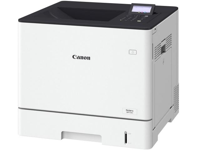 【キャッシュレス 5% 還元】 CANON プリンタ Satera LBP712Ci [タイプ:カラーレーザー 最大用紙サイズ:A4]  【人気】 【売れ筋】【価格】