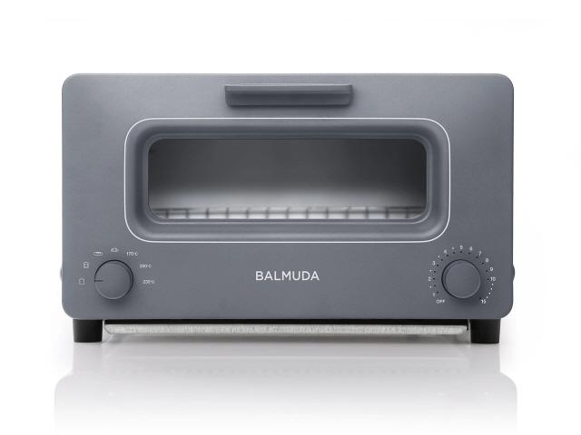 【キャッシュレス 5% 還元】 バルミューダ トースター The Toaster K01E-GW [グレー] [タイプ:オーブン] 【】 【人気】 【売れ筋】【価格】