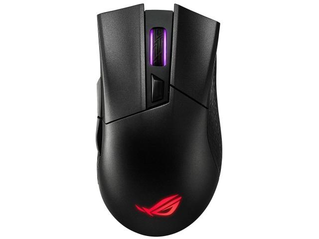 【キャッシュレス 5% 還元】 ASUS マウス ROG Gladius II Wireless [タイプ:光学式マウス インターフェイス:Bluetooth/USB/無線2.4GHz その他機能:カウント切り替え可能 重さ:124g] 【】 【人気】 【売れ筋】【価格】