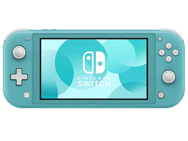 任天堂 ゲーム機 Nintendo Switch Lite [ターコイズ]