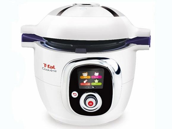 【キャッシュレス 5% 還元】 ティファール 調理家電 マルチクッカー Cook4me CY7011JP [タイプ:電気圧力鍋 容量:6L 重量:6.5kg]  【人気】 【売れ筋】【価格】