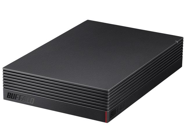 【キャッシュレス 5% 還元】 バッファロー 外付け ハードディスク HD-EDS3U3-BC [ブラック] [容量:3TB インターフェース:USB3.2 Gen1] 【】 【人気】 【売れ筋】【価格】