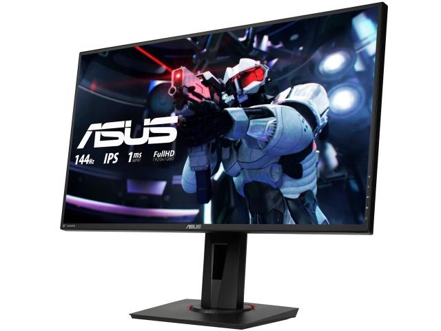 【キャッシュレス 5% 還元】 ASUS 液晶モニタ・液晶ディスプレイ VG279Q [27インチ ブラック] [モニタサイズ:27インチ モニタタイプ:ワイド 解像度(規格):フルHD(1920x1080) 入力端子:DVIx1/HDMI1.4x1/DisplayPortx1]