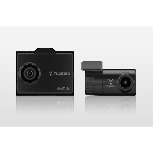 【キャッシュレス 5% 還元】 ユピテル ドライブレコーダー SUPER NIGHT SN-TW9500d [タイプ:一体型 前後2カメラ(前方・後方撮影):○ 画素数(フロント):記録解像度:最大200万画素/映像素子:200万画素 駐車監視機能:オプション]