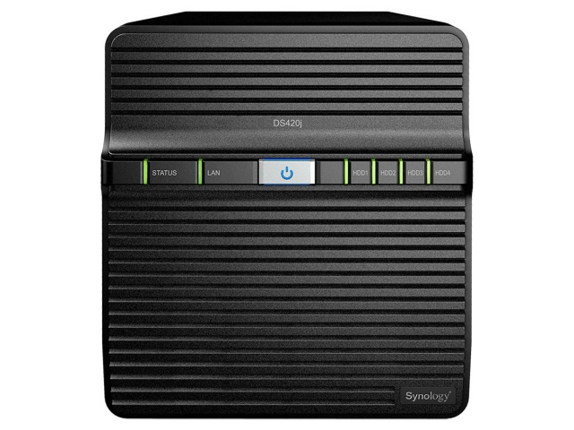 【ポイント5倍】Synology NAS DiskStation DS420j/JP [ドライブベイ数:HDD/SSDx4 DLNA:○]  【人気】 【売れ筋】【価格】