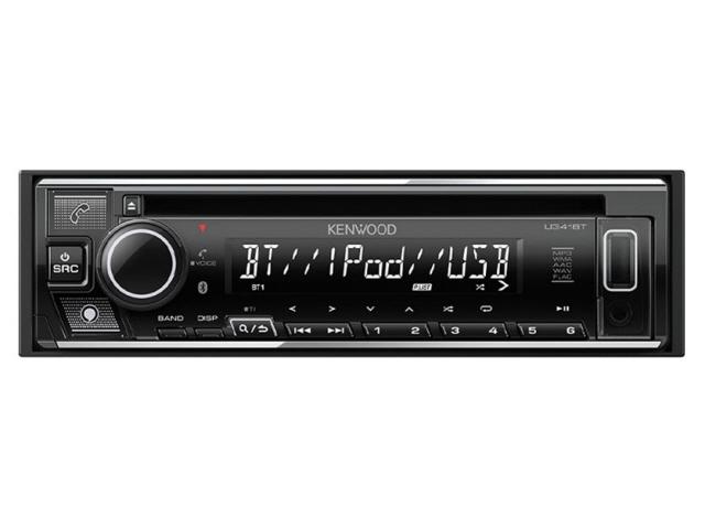 ケンウッド カーオーディオ U341BT [タイプ:プレーヤー 取付形状:1DIN 搭載プレーヤー:CD Bluetooth:Bluetooth 4.2 最大出力:50Wx4] 【】 【人気】 【売れ筋】【価格】