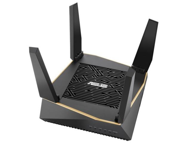 激安通販の 【ポイント5倍】ASUS RT-AX92U 無線LANブロードバンドルーター RT-AX92U【人気】 [無線LAN規格:IEEE802.11a/b/g/n/ac/ax 接続環境:3階建て(戸建て)/4LDK(マンション)/最大72台(推奨21台)]【】【人気】【売れ筋】【価格】, ユクハシシ:4102c40a --- inglin-transporte.ch