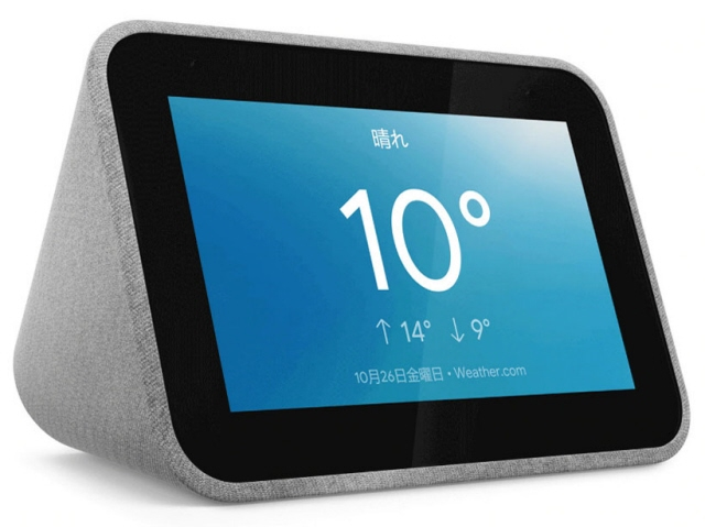 Lenovo Bluetoothスピーカー Lenovo Smart Clock ZA4R0007JP [音声/AIアシスタント機能:○ Bluetooth:○] 【】 【人気】 【売れ筋】【価格】
