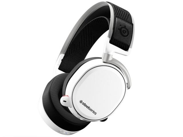 【キャッシュレス 5% 還元】 steelseries ヘッドセット Arctis Pro Wireless [ホワイト] [ヘッドホンタイプ:オーバーヘッド 装着タイプ:両耳用] 【】 【人気】 【売れ筋】【価格】