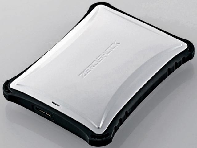 【キャッシュレス 5% 還元】 エレコム 外付け ハードディスク ELP-ZS010UWH [ホワイト] [容量:1TB インターフェース:USB3.1 Gen1(USB3.0)] 【】 【人気】 【売れ筋】【価格】