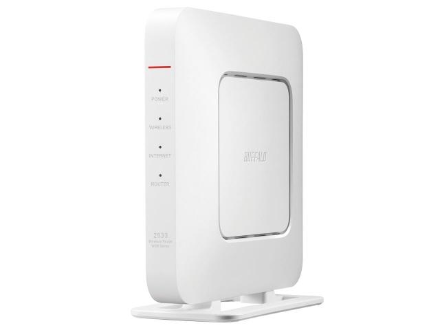 IEEE802.11a b g n acに準拠した無線LANルーター IPv6対応 バッファロー 無線LANブロードバンドルーター AirStation WSR-2533DHPL2-WH 予約 ホワイト 戸建て 人気 時間指定不可 18台 価格 ac 売れ筋 4LDK 接続環境:3階建て 無線LAN規格:IEEE802.11a 6人 マンション