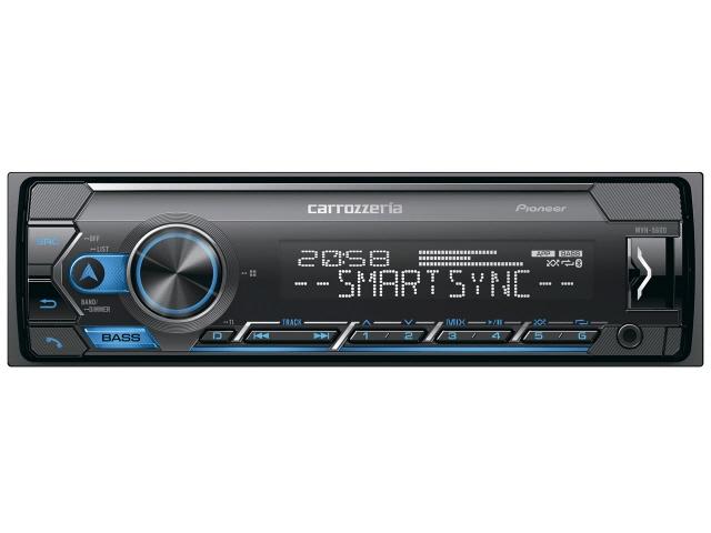 パイオニア カーオーディオ MVH-5600 [タイプ:プレーヤー 取付形状:1DIN Bluetooth:Bluetooth 4.0 certified 最大出力:50Wx4] 【】 【人気】 【売れ筋】【価格】
