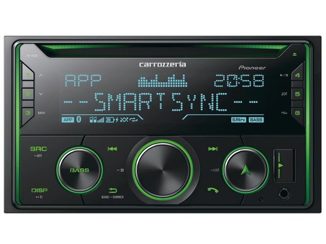 パイオニア カーオーディオ FH-4600 [タイプ:プレーヤー 取付形状:2DIN 搭載プレーヤー:CD Bluetooth:Bluetooth 4.0 certified 最大出力:50Wx4] 【】 【人気】 【売れ筋】【価格】