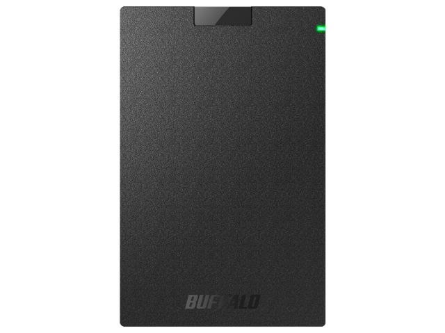 【キャッシュレス 5% 還元】 バッファロー 外付け ハードディスク HD-PGAC1U3-BA [ブラック] [容量:1TB インターフェース:USB3.2 Gen1] 【】 【人気】 【売れ筋】【価格】