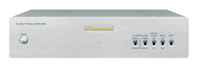 【ポイント5倍】Phasemation オーディオ機器 EA-300 [製品種類:フォノアンプ 消費電力:10W] 【楽天】 【人気】 【売れ筋】【価格】