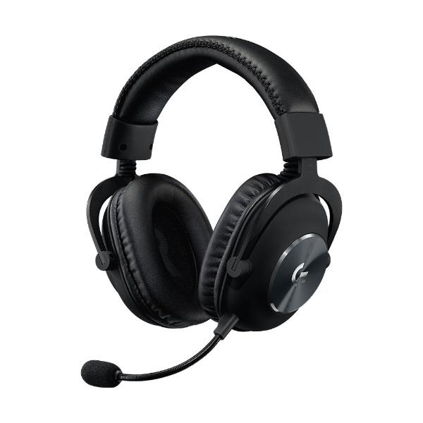 ロジクール ヘッドセット PRO Gaming Headset G-PHS-002 [ヘッドホンタイプ:オーバーヘッド プラグ形状:USB/ミニプラグ 片耳用/両耳用:両耳用 ケーブル長さ:2m]