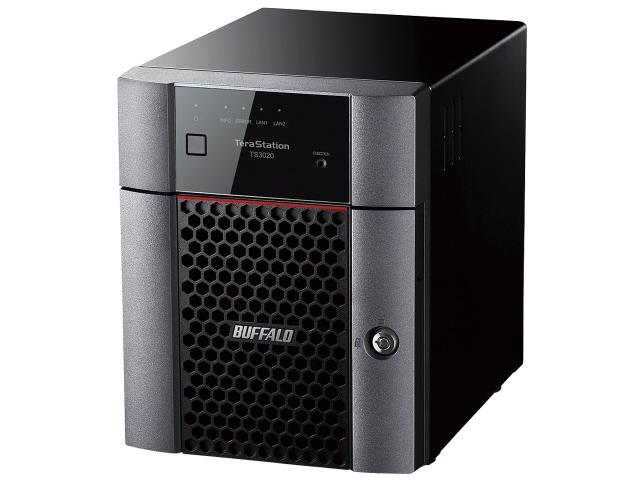 【キャッシュレス 5% 還元】 バッファロー NAS TeraStation TS3420DN0804 [ドライブベイ数:HDDx4 容量:HDD:8TB] 【】 【人気】 【売れ筋】【価格】