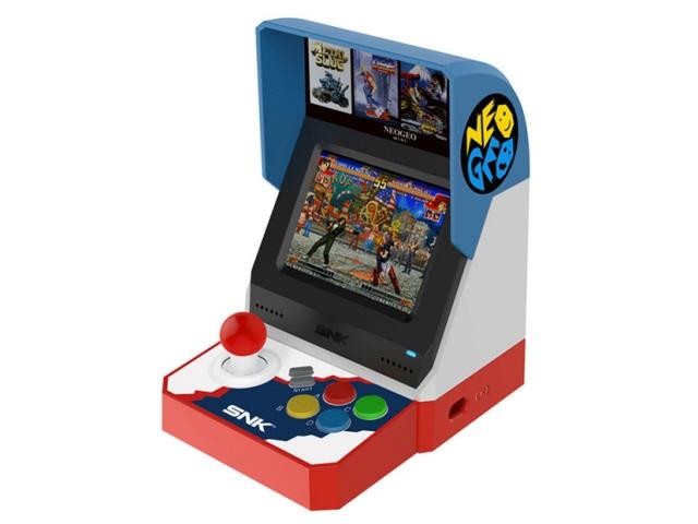 【ポイント5倍】SNK ゲーム機 NEOGEO mini 【楽天】 【人気】 【売れ筋】【価格】