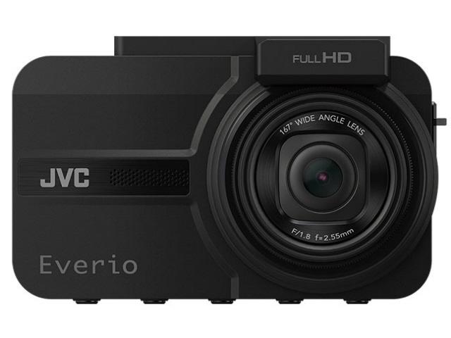 JVC ドライブレコーダー Everio GC-TR100 [本体タイプ:一体型 前後2カメラ(前方・後方撮影):○ 画素数(フロント):213万画素 駐車監視機能:オプション] 【】 【人気】 【売れ筋】【価格】