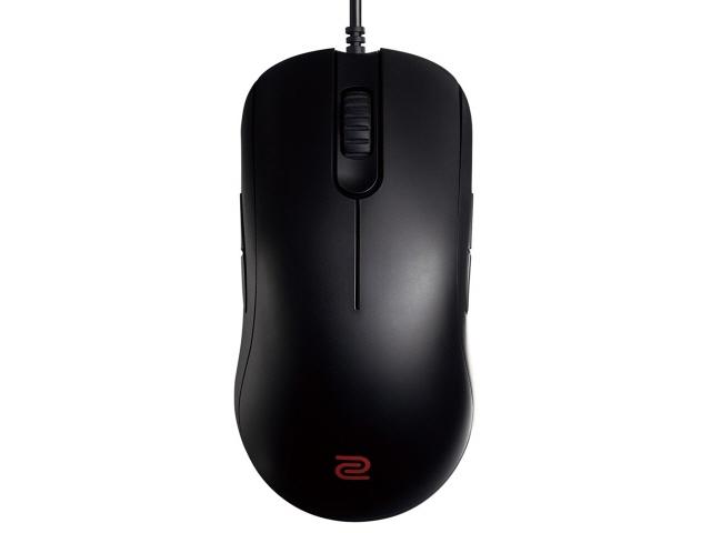 【キャッシュレス 5% 還元】 BenQ マウス ZOWIE FK2 [ブラック] [インターフェイス:USB その他機能:カウント切り替え可能 重さ:85g] 【】 【人気】 【売れ筋】【価格】