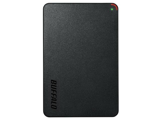 NEW バッファロー 外付け ハードディスク MiniStation HD-PCFS4.0U3-GBA ブラック 容量:4TB 人気 USB3.0 爆安 売れ筋 価格 インターフェース:USB3.1 Gen1