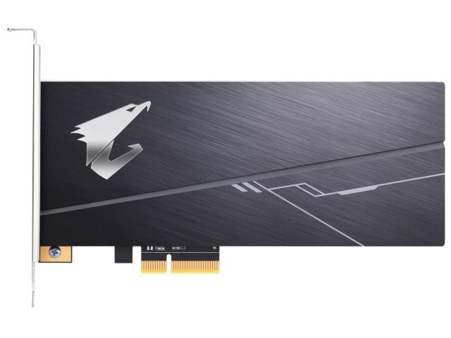 【キャッシュレス 5% 還元】 【ポイント5倍】GIGABYTE SSD AORUS GP-ASACNE2100TTTDR [容量:1000GB インターフェイス:PCI-Express タイプ:3D TLC]  【人気】 【売れ筋】【価格】
