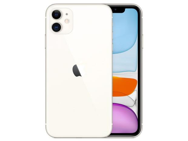 【キャッシュレス 5% 還元】 Apple スマートフォン iPhone 11 64GB SIMフリー [ホワイト] [キャリア:SIMフリー OS種類:iOS 13 販売時期:2019年秋モデル 画面サイズ:6.1インチ 内蔵メモリ:64GB] 【】 【人気】 【売れ筋】【価格】