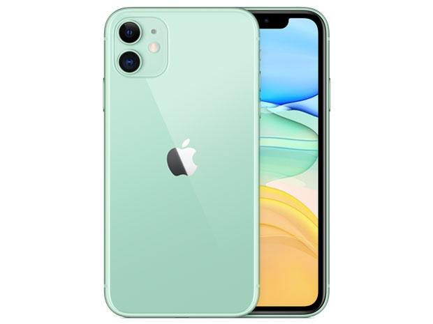 【キャッシュレス 5% 還元】 Apple スマートフォン iPhone 11 64GB SIMフリー [グリーン] [キャリア:SIMフリー OS種類:iOS 13 販売時期:2019年秋モデル 画面サイズ:6.1インチ 内蔵メモリ:64GB] 【】 【人気】 【売れ筋】【価格】