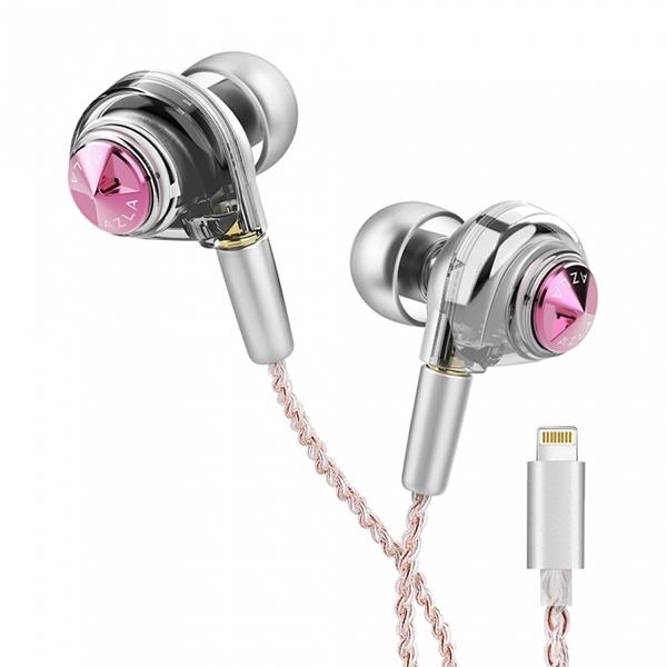 【楽天スーパーセール】 【ポイント5倍 Pink]】AZLA イヤホン・ヘッドホン AZL-AZLA-ORTA-PNK-LI/4.4 ORTA Lightning Queenly Queenly Pink with UPG Cable 4.4 AZL-AZLA-ORTA-PNK-LI/4.4 [Queenly Pink] [タイプ:カナル型 装着方式:両耳 構造:密閉型(クローズド) 駆動方式:ダイナミック型 再生周波数帯域:8Hz~40kHz], きもの京紅屋通販部:f4bd1265 --- celebssnapchat.com