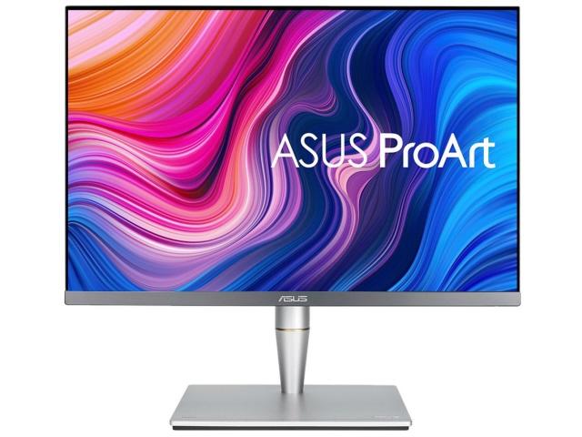 【キャッシュレス 5% 還元】 ASUS 液晶モニタ・液晶ディスプレイ ProArt PA24AC [24インチ グレー] [モニタサイズ:24インチ モニタタイプ:ワイド 解像度(規格):WUXGA(1920x1200) 入力端子:HDMI2.0x2/USB Type-Cx1/DisplayPortx1]