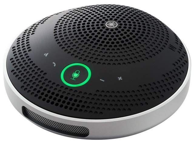 【キャッシュレス 5% 還元】 ヤマハ Bluetoothスピーカー YVC-200(B) [ブラック] [Bluetooth:○ NFC:○ 駆動時間:連続通話時間:10時間] 【】 【人気】 【売れ筋】【価格】