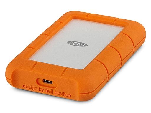 【キャッシュレス 5% 還元】 LaCie 外付け ハードディスク LaCie Rugged Mini USB-C 2EUAP9 [容量:2TB インターフェース:USB3.1 Gen1(USB3.0) Type-C] 【】 【人気】 【売れ筋】【価格】