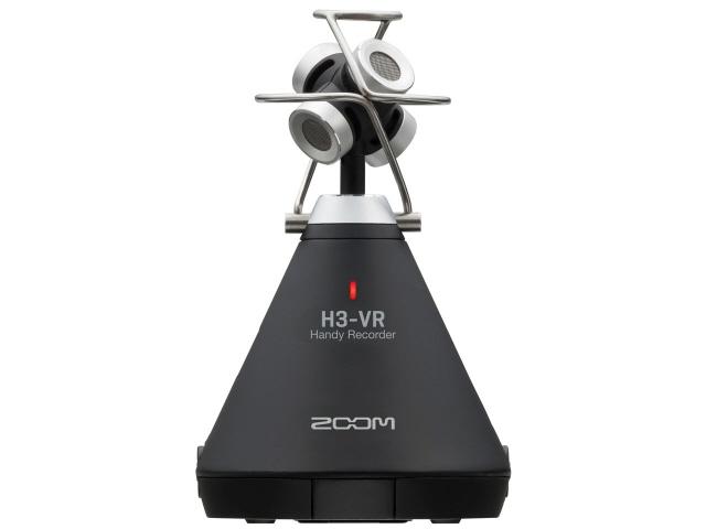ZOOM ICレコーダー 360° Virtual Reality Audio Recorder H3-VR 【】 【人気】 【売れ筋】【価格】