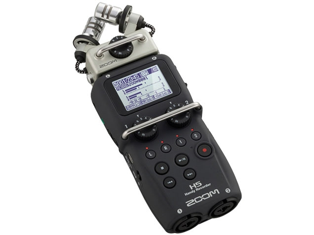 ZOOM ICレコーダー Handy Recorder H5 [最大録音時間:34.7時間] 【楽天】 【人気】 【売れ筋】【価格】